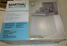 NEW Martha Stewart Living 1-light Skylands Collection Wall Sconce FREE SHIPPING