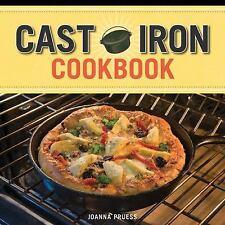 Cast Iron Cookbook, Pruess, Joanna, New Book