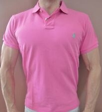 New NWT Mens Polo Ralph Lauren Polo Shirt Muscle Custom Fit XL XL