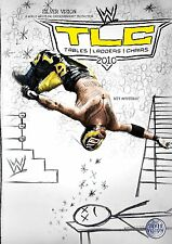 WWE Tables Ladders Chairs TLC 2010 Orig DVD WWF Wrestling