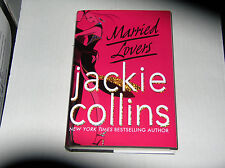 Married Lovers by Jackie Collins (2008) SIGNED 1st/1st