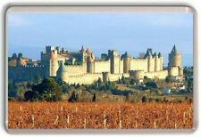Carcassonne France Fridge Magnet