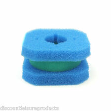 Oase Filtoclear 3000 FOAM FILTER SET 2 Blue & 1 Green Sponge