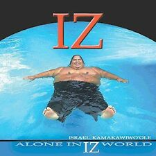 Israel Kamakawiwo'ole  Alone in Iz World cd