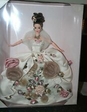 1996 Antique Rose Barbie/Limited Edition FAO Schwarz-Never Removed from Box