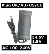 54.6V1.5A electric bike lithium battery charger for 48V lithium battery pack