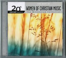 WOMEN OF CHRISTIAN MUSIC [20th Century Masters CD, 2014] - NEW! - 10 hits