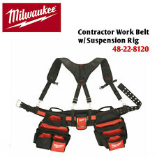 Milwaukee 48-22-8120 Contractor Work Belt w/ Suspension Rig
