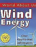 Wind Energy (World about Us)-ExLibrary