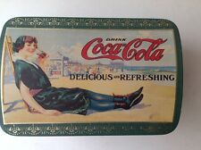 Vintage  Coca Cola Tin BOX 1993