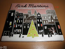 PINK MARTINI cd JOY TO THE WORLD holiday WHITE CHRISTMAS santa baby DRUMMER BOY