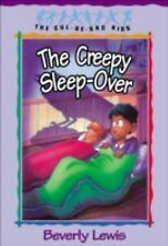 The Creepy Sleep-Over (The Cul-de-Sac Kids #17) (Book 17), Beverly Lewis, Good B