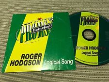 ROGER HODGSON SUPERTRAMP SPANISH CD SINGLE SPAIN CARD SLEEVE BMG 95 LOGICAL SONG