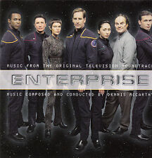Star Trek:Enterprise-2002-TV Series USA- Original  Soundtrack-15 Track-CD