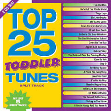Top 25 Toddler Tunes (2CD) by Kids Praise Co.