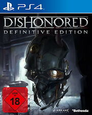 Dishonored -- Definitive Edition (Sony PlayStation 4, 2015)