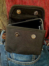 Cell Phone holster fits Samsung Rugby Smart phone or Concealed Gun Holster