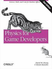 Physics for Game Developers : Science, Math, and Code for Realistic Effects...