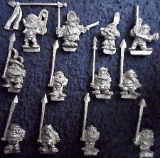 1989 Marauder MB1 Dwarf Regiment Landsnecht Renaissance Landsknecht Warhammer GW