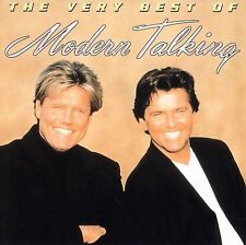 Modern Talking - The Very Best of Modern Talking Audio CD Import NEW