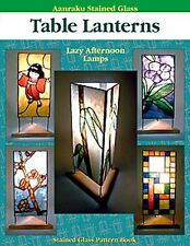 Pattern Book Aanraku Table Lanterns - Stained Glass Patterns