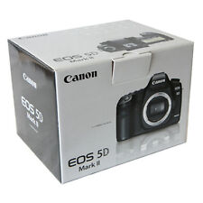 Canon EOS 5D Mark II 21.1 MP Digital SLR Camera (Body Only) - Black -Fedex USA