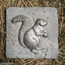 Gostatue squirrel travertine tile mold abs plastic mold rapid set cement all
