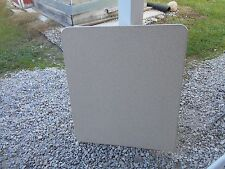 """*RV 31 1/4"""" X 27 1/4"""" TAN SPECKLE TABLE TOP COUNTER"""