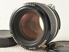 Nikon Ai-s NIKKOR 50mm F1.2 [EXCELLENT] from Japan (8633)
