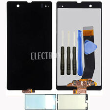 LCD Display Touch Screen Digitizer Assembly For Sony XPERIA Z LT36i C6603 &Tools