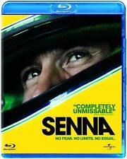 SENNA****BLU-RAY****REGION B****NEW & SEALED