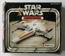 STAR WARS VINTAGE PALITOY X-WING FIGHTER VEHICLE COMPLETE & BOXED - 1977 - VGC