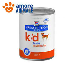 Hill's cat prescription diet k/d lattina 370 gr- Alimento umido per cane cani