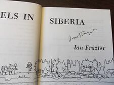 Travels in Siberia by Ian Frazier ~ SIGNED ~ 2010 Hardcover 1ST/1ST BRAND NEW