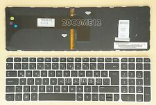 for HP ENVY / Pavilion M6-1000 m6-1100 Keyboard Backlit Turkey Turkish Türk