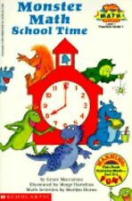 Monster Math School Time level 1) Hello Reader, Math)