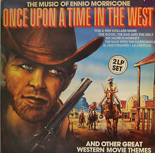 "OST - ONCE UPON A TIME IN THE WEST - ENNIO MORRICONE - 2- LP 12""  (S 339)"