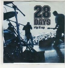 (BS265) 28 Days, Rip It Up - DJ CD