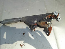 1986 HONDA CRX  SI EMERGENCY BRAKE HANDLE ASSEMBLY OEM 5 Parts Cars