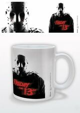 FRIDAY THE 13TH JASON VOORHEES  MUG NEW 100 % OFFICIAL MERCHANDISE