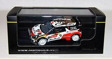 Ixo RAM534 1/43 Citroen DS3 WRC Rallye Monte Carlo 2013 Night version Loeb Rare