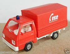 MICRO RIETZE HO 1/87 MITSUBISHI L300 CAMION POMPIERS FEUERWEHR FIRE 112