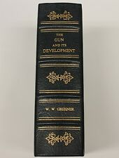 The Gun and its Development - Greener - NRA Firearms Classics Library - Leather