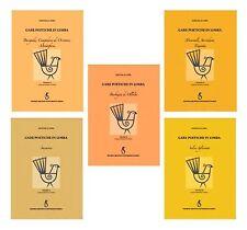 Gare poetiche in limba : Sardegna in limba (1 di 5 vol.) / di Salvatore Colomo