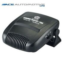 AUDI Q7 2006 ON 5 SEATER POWERFUL 150W 12V PLUG IN CAR HEATER/FAN/DEFROSTER DASH