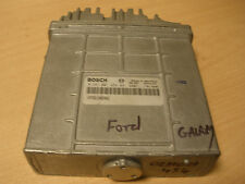 Engine management ECU - Ford Galaxy 1.9 TDi 0281001454 V97GB12A650AC