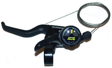 Shimano MJ II Shifter & Brake Lever / Shimano Left Hand Brake Lever NEW!