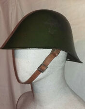 WW2 ROMANIAN ARMY SOLDIER HELMET M38 DUTCH MADE