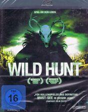 BLU-RAY NEU/OVP - Wild Hunt - Ricky Mabe, Mark Antony Krupa & Trevor Hayes