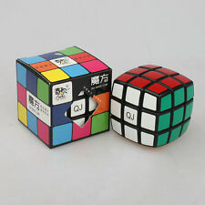 Qiji 3X3X3 Cube ABS Ultra-smooth Professional Speed Cube Rubik's Puzzle Twist
